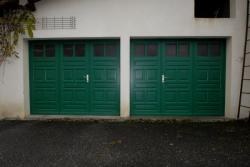 Porte garage bois 2 ou 3 vantaux