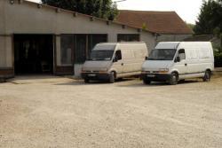 Atelier menuiserie Mougin frères en Haute-Saône